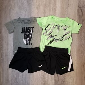 Baby Nike Dri Fit Outfits